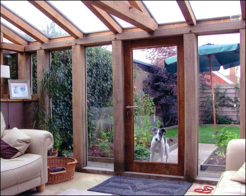 Large Lean To Conservatory Staffordshire Moorlands
